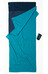 Cocoon TravelSheet Inlet Egyptian Cotton tuareg/laguna blue